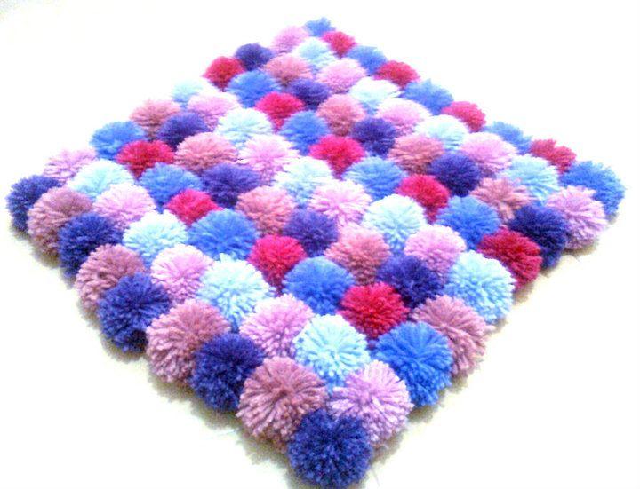 Pin de Gege Gege en Bam Bam wool balls Pinterest Manualidades