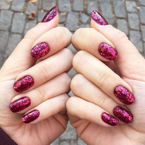 Not So Basic Nail Art For New Year S Eve That You Should Try