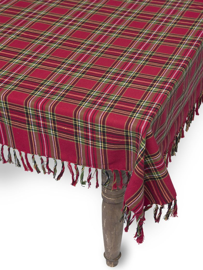 Tartan Plaid Tablecloth 54 Square Tartan Plaid Tartan Plaid
