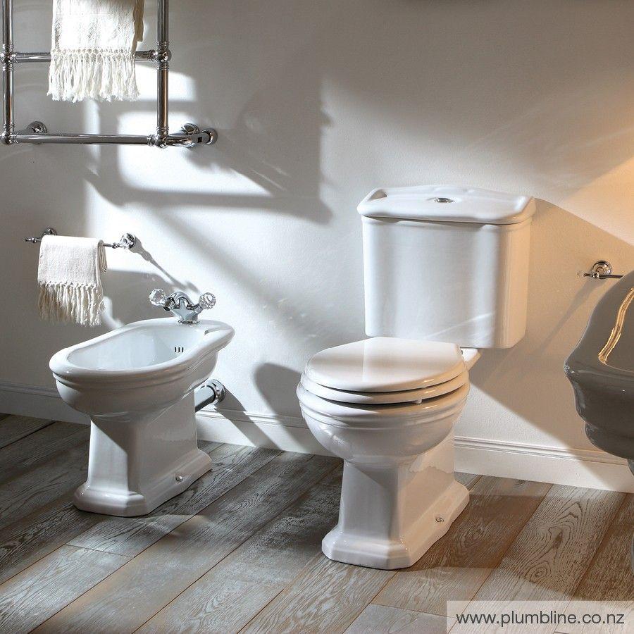 Impero Close Coupled Toilet Suite Toilets & Bidets