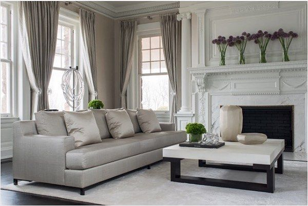 Stylist Tip When Layering White On Use A Variety Of Textures And Shapes To Create Definition Drama In Your Space Click The Link Our Bio