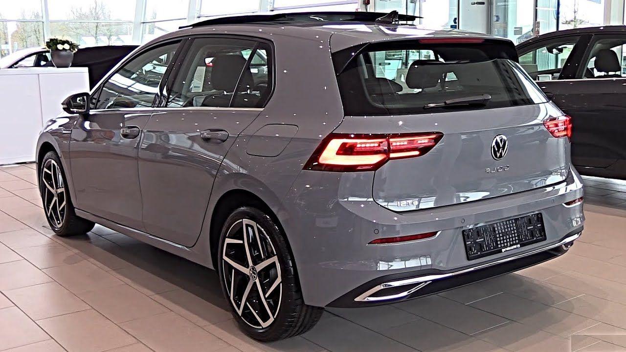 2020 Vw Golf 1 5 Etsi Style 150hp 1st Edition New Full Review Interi Vw Golf 1 Vw Golf Golf Car