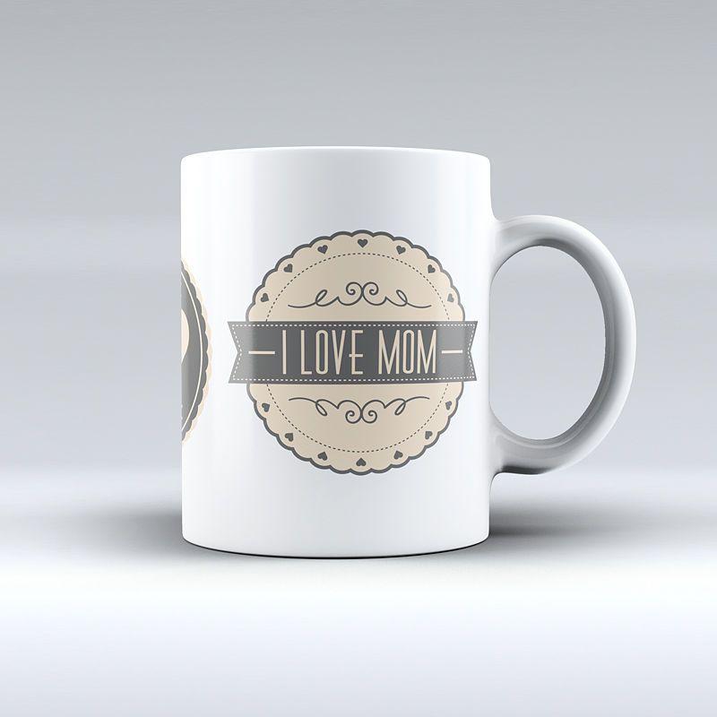 Mug I love You Mom - Imaginaerum Regalos Bogotá