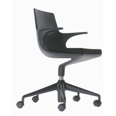 Kartell Spoon Chair Allmodern Chaise Fauteuil Fauteuil Kartell Meuble Design