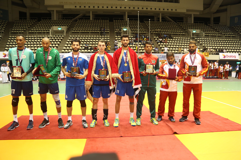 Iraq Reign Supreme In 1st Avc Men S Challenge Cup Challenge Cup Challenges Reign