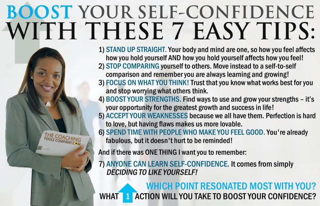 Boost Your SelfConfidence with These 7 Easy Tips