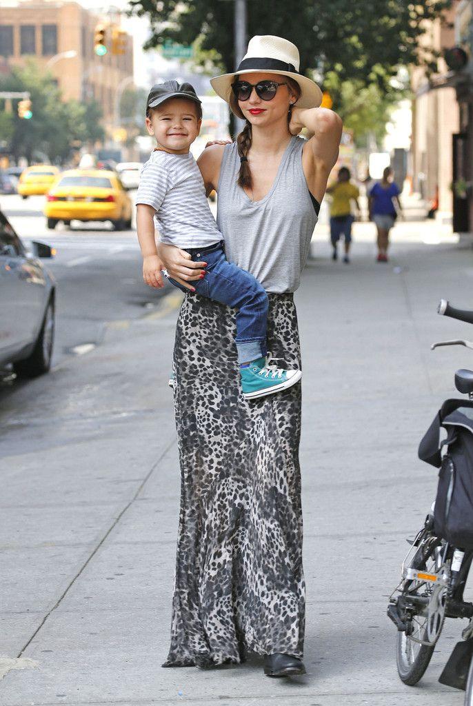 Miranda's Chic Street Style.