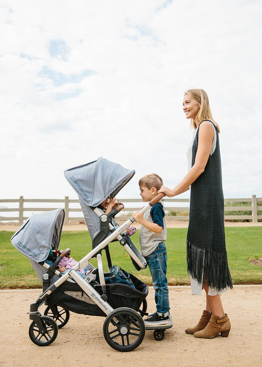 Twin Stroller In Dubai Henry Vista Uppababy Family Vista Stroller Uppababy