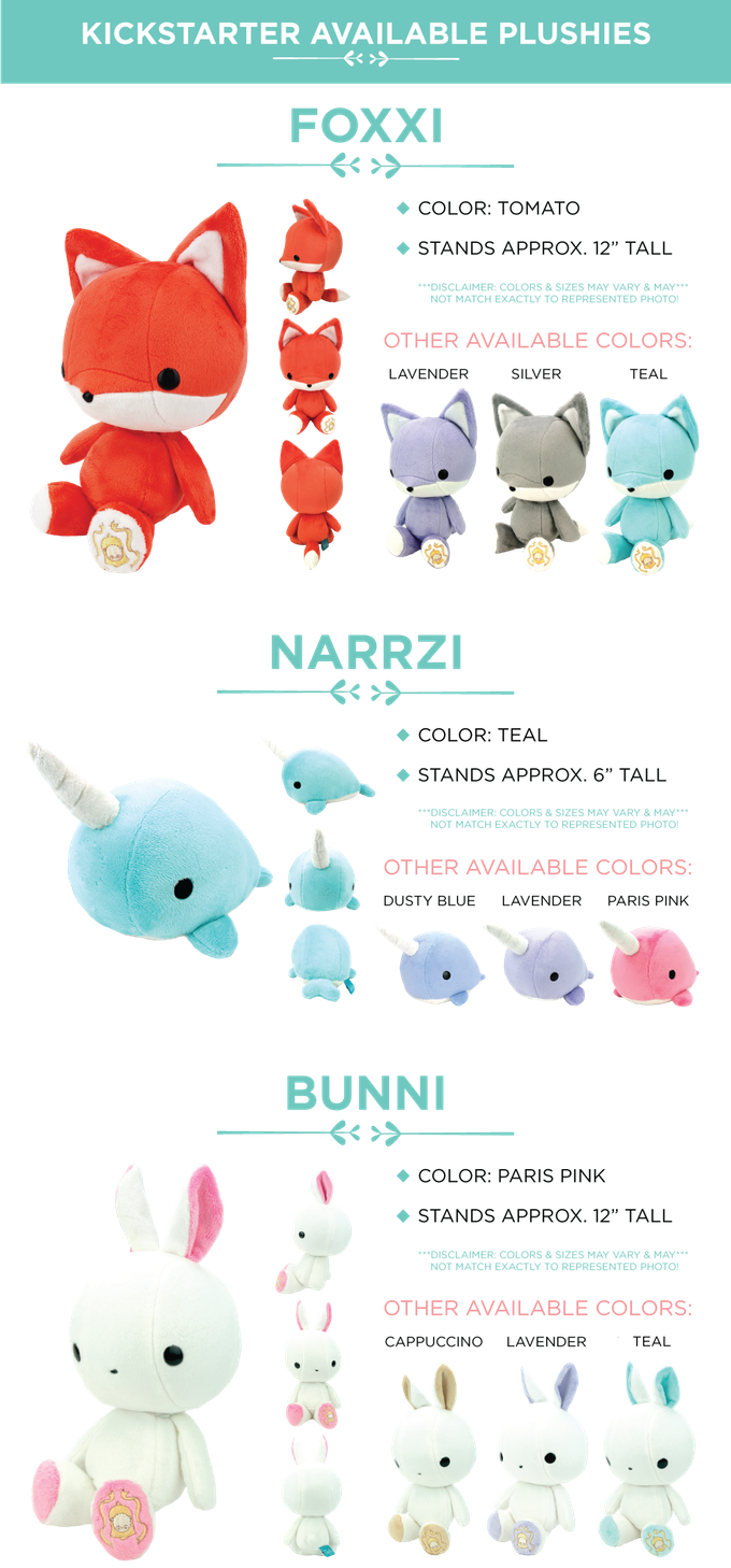 Bellzi®: Anything & Everything Cute! by Bellzi Inc. — Kickstarter ...