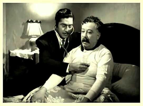 Primero soy mexicano 1950, cinta donde aparecen Joaquín Pardave y Luis Aguilar.!!!! **