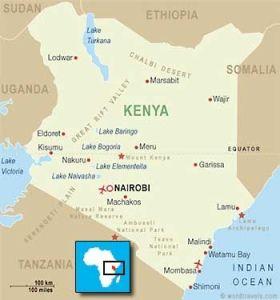 Map of kenya kenyan coffees grown on and along mt kenya http map of kenya kenyan coffees grown on and along mt kenya http gumiabroncs Images