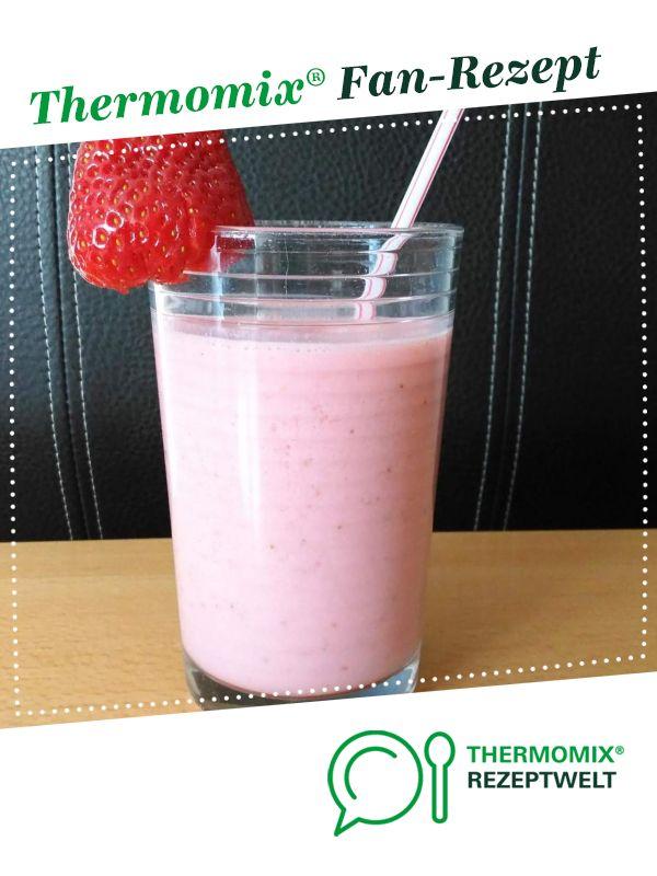 Photo of Erdbeer-Joghurt-Frappe