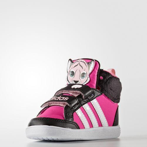 baskets adidas hoops animal