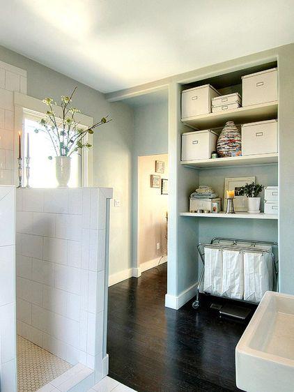 contemporary bathroom by Zinc Interior Concepts