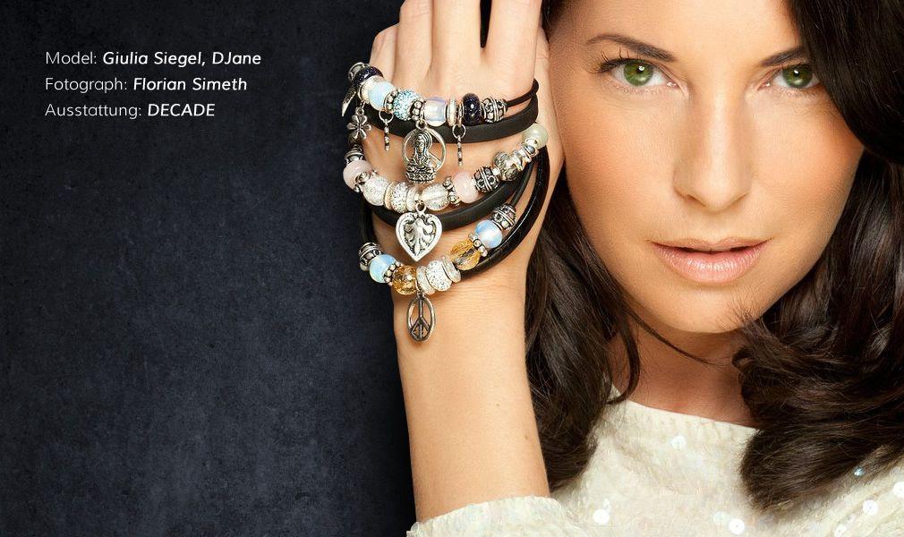 http://www.decade.eu/  DECADE ist DAS Modelabel der italienischen Luxus-Marke Embawo. Die Designer Taschen & Uhren werden...