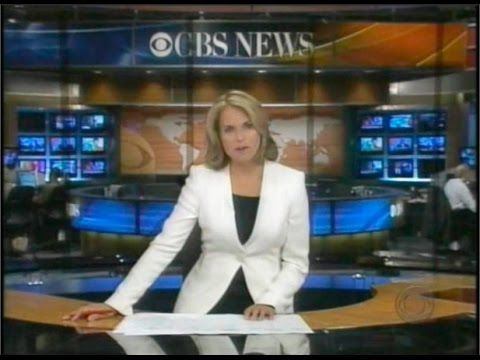Image result for katie couric becomes cbs news anchor