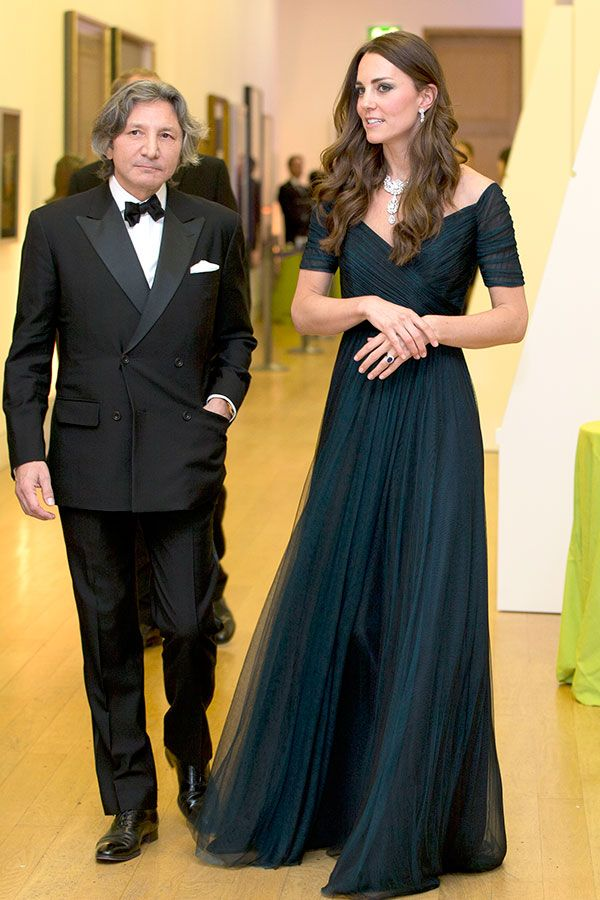 February 11, 2014 Kate attends The Portrait Gala 2014 at National Portrait Gallery in London.    18      2
