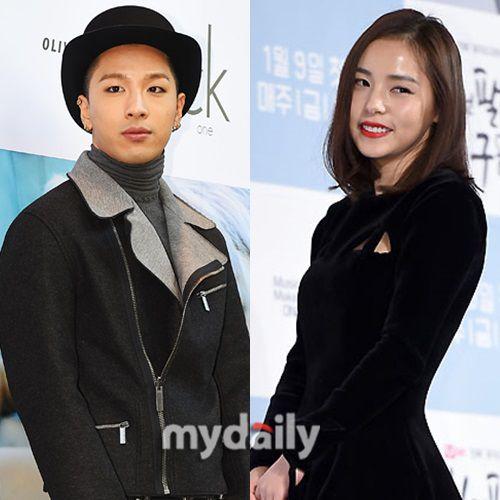 Taeyang ja baekhyun dating