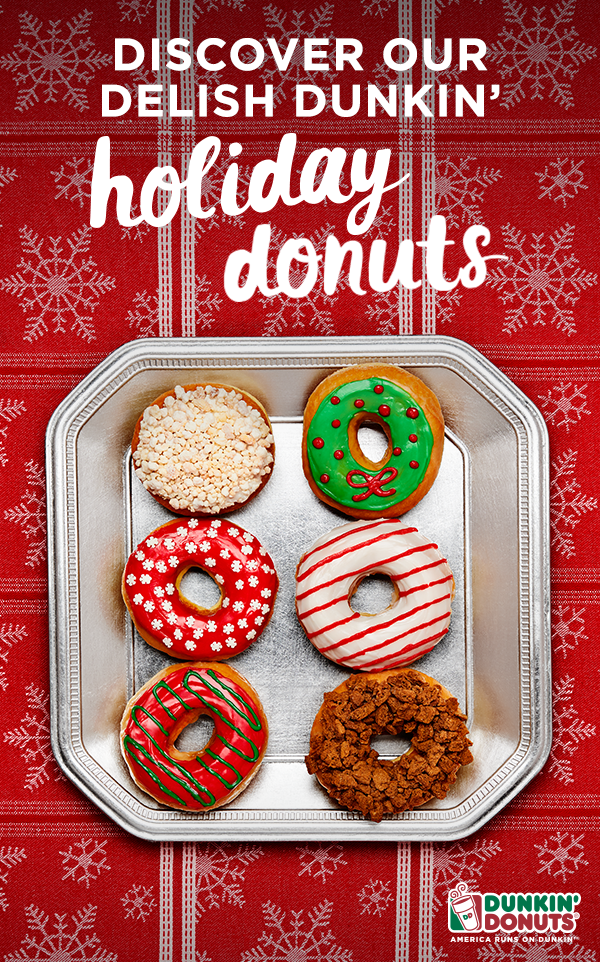 Tasty Treats For Your Holiday Christmas Donuts Holiday Donuts Food