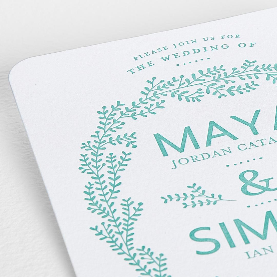 Timeless Letterpress Shows Off Gorgeous Indentations For A Rich Look