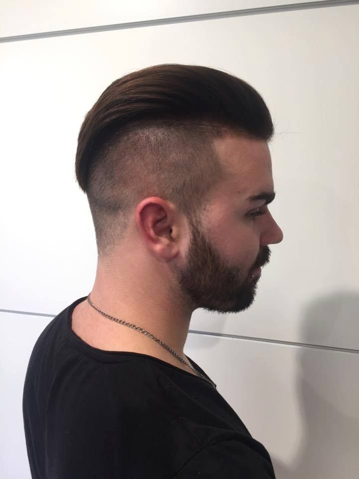 21151d0d6114 Beautiful hairstyle from our salons. Done by our proffessional hairdressers  from Budapest. Szabó Imre
