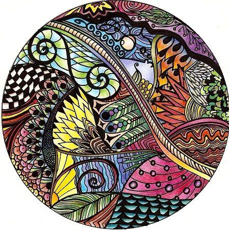 Creacin Artesanal Mandala y Zendala qu es y cmo hacer