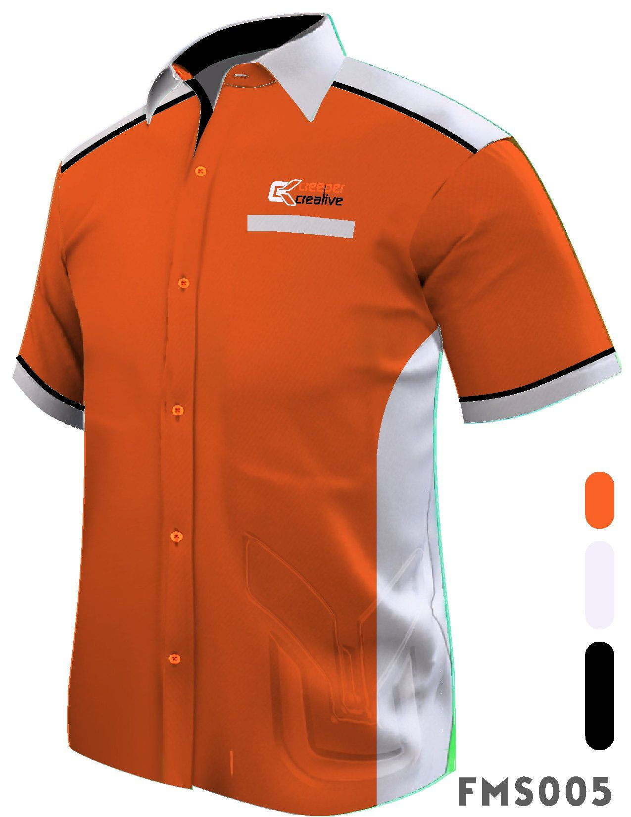 Sedia menerima tempahan Baju Korporat ( F1 ) ready made