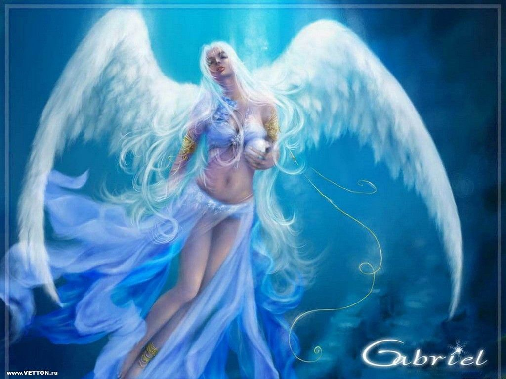 Free Angel Pictures | Free Angel Gabriel Wallpaper - Download The ...