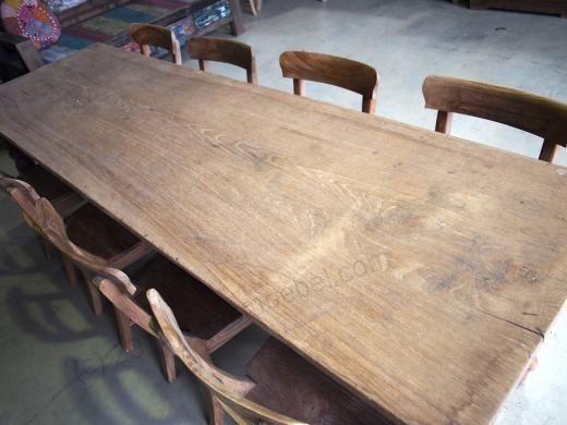 Teak Tisch Antik 8 Stuhle Tisch Antik Tisch Teak