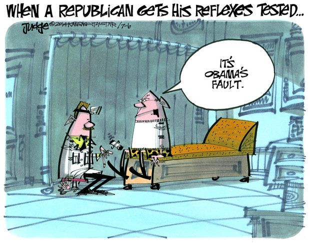 McClatchy cartoons for the week of 7/06/14 | Editorial Cartoons | McClatchy DC