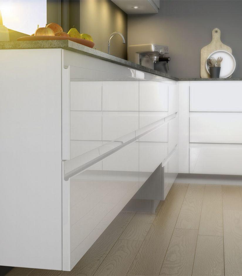 ambiance pure id es cuisine pinterest plan de travail stratifi cuisine quip e et. Black Bedroom Furniture Sets. Home Design Ideas
