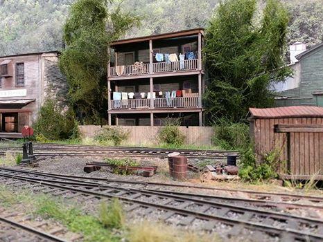 Spruce Coal & Timber Layout - The New Saga - On30 - Model Railroad