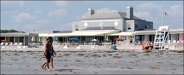 Bailey S Beach Club Newport Ri