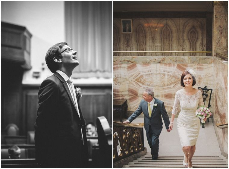 Laura Will Wandsworth Registry Office Wedding And Antelope Pub Reception London