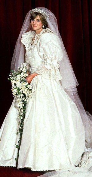 Les Robes De Mariage Royal Preferees Avec Le Temps 英國