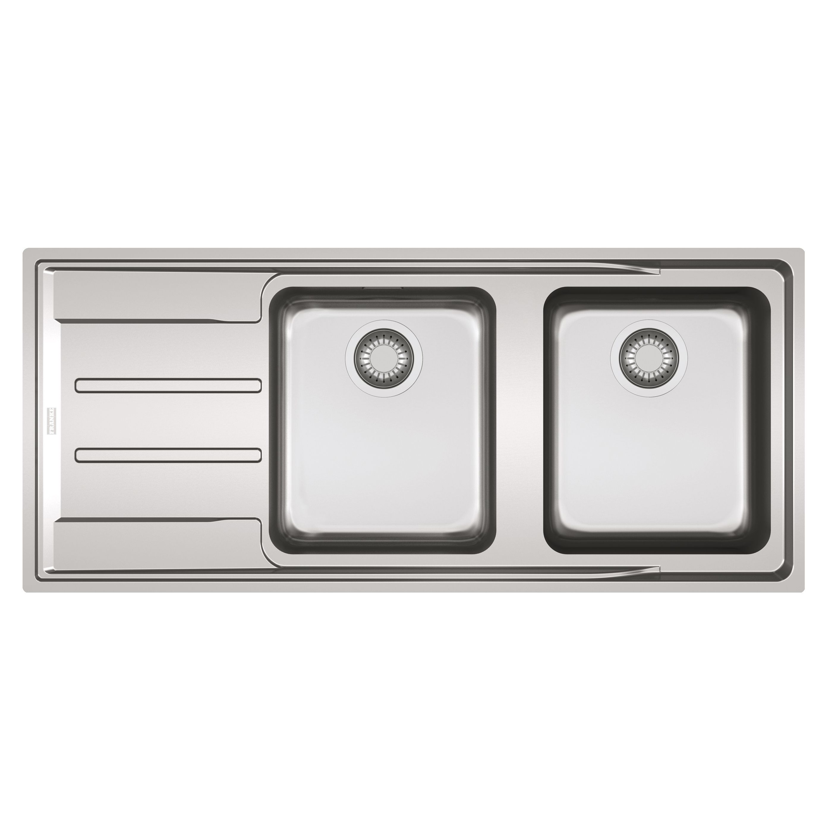 Low Profile Stainless Steel Kitchen Sinks