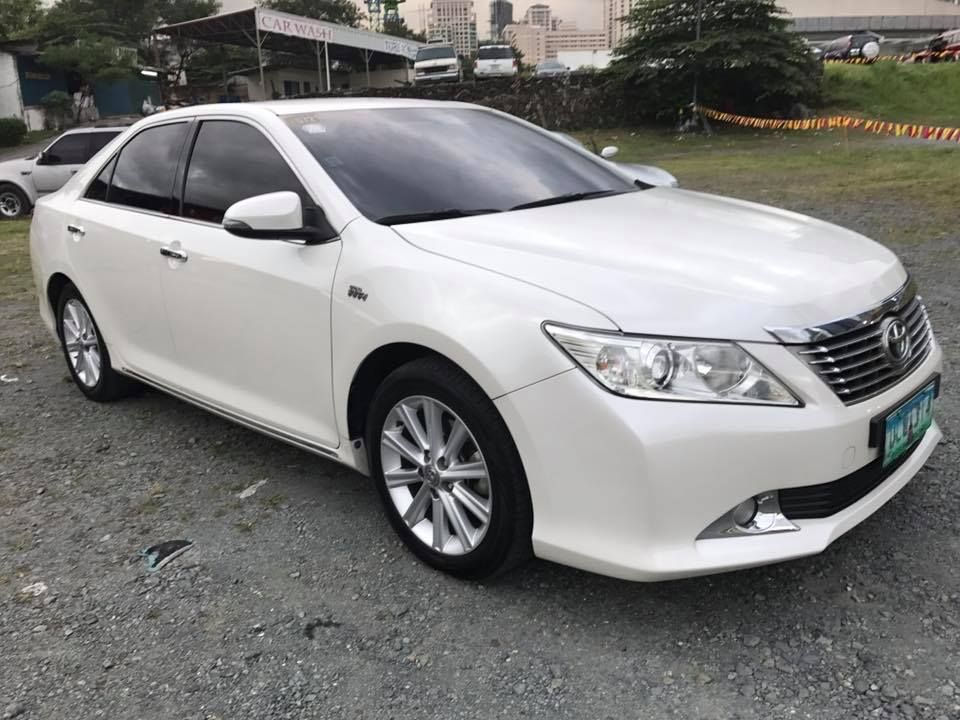 all new toyota camry philippines warna agya trd like brand carsforsale 2013 2 5v at auto trade call 09209066805 or click image for price rally toyotacamry