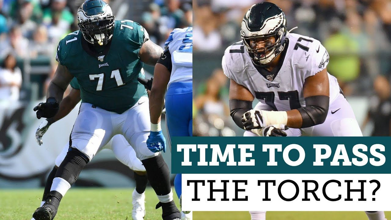 Time for Andre Dillard to protect Wentz's blind side