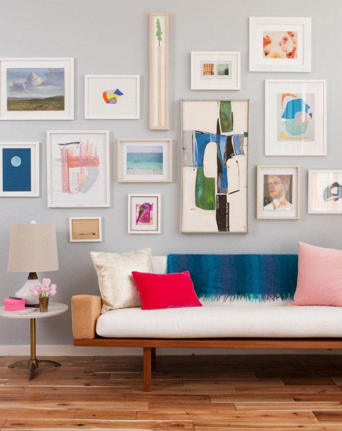 8 tips for hanging art pinterest hanging art gallery wall and cups