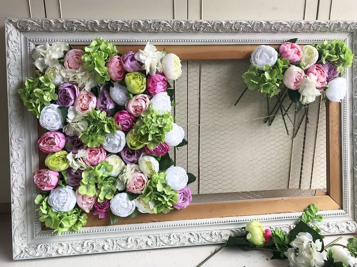 Diy floral decor in the makinghow to make a