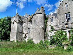 Westhall - towerhouse and later mansion (arjayempee) Tags: castle scotland aberdeenshire gordon towerhouse bennachie westhall horne dalrymple elphinstone oyne gadieburn backobennachie 48p7092140