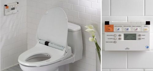 Super The Fully Automated S400 Washlet Toilet By Toto Washlet Pabps2019 Chair Design Images Pabps2019Com