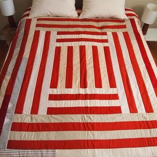 Bricklayers Bars quilt