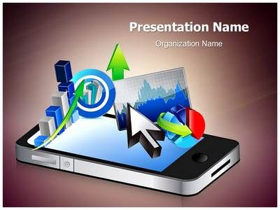 Business Phone Powerpoint Template Is One Of The Best Powerpoint