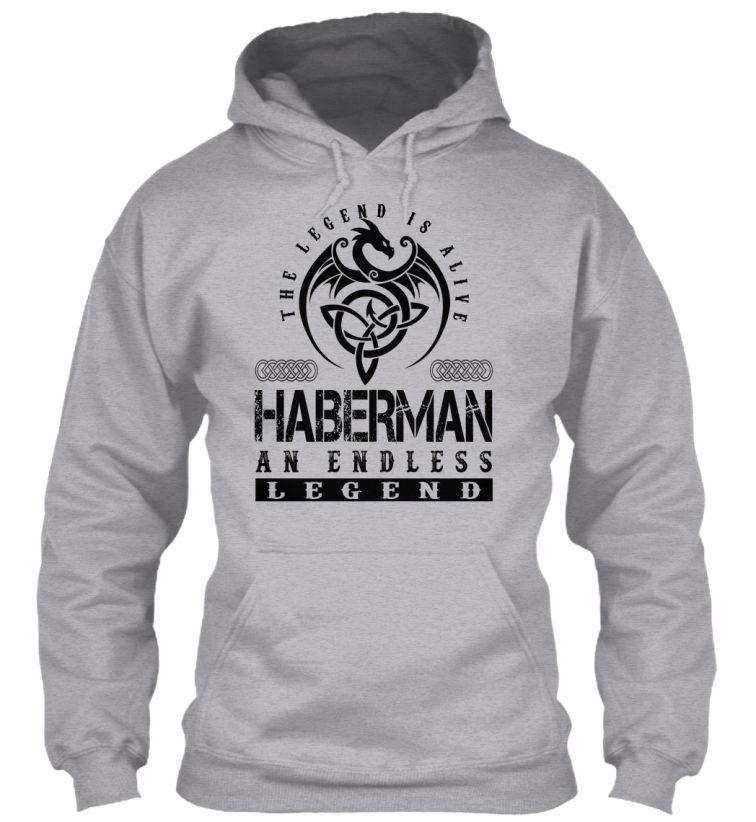 HABERMAN - Legends Alive #Haberman