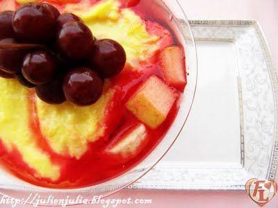 ho hos strawberry jelly fruit trifle oao o u u u o u u u o u u u u u u u o u u o o u u o c u o u u u u u u u o food