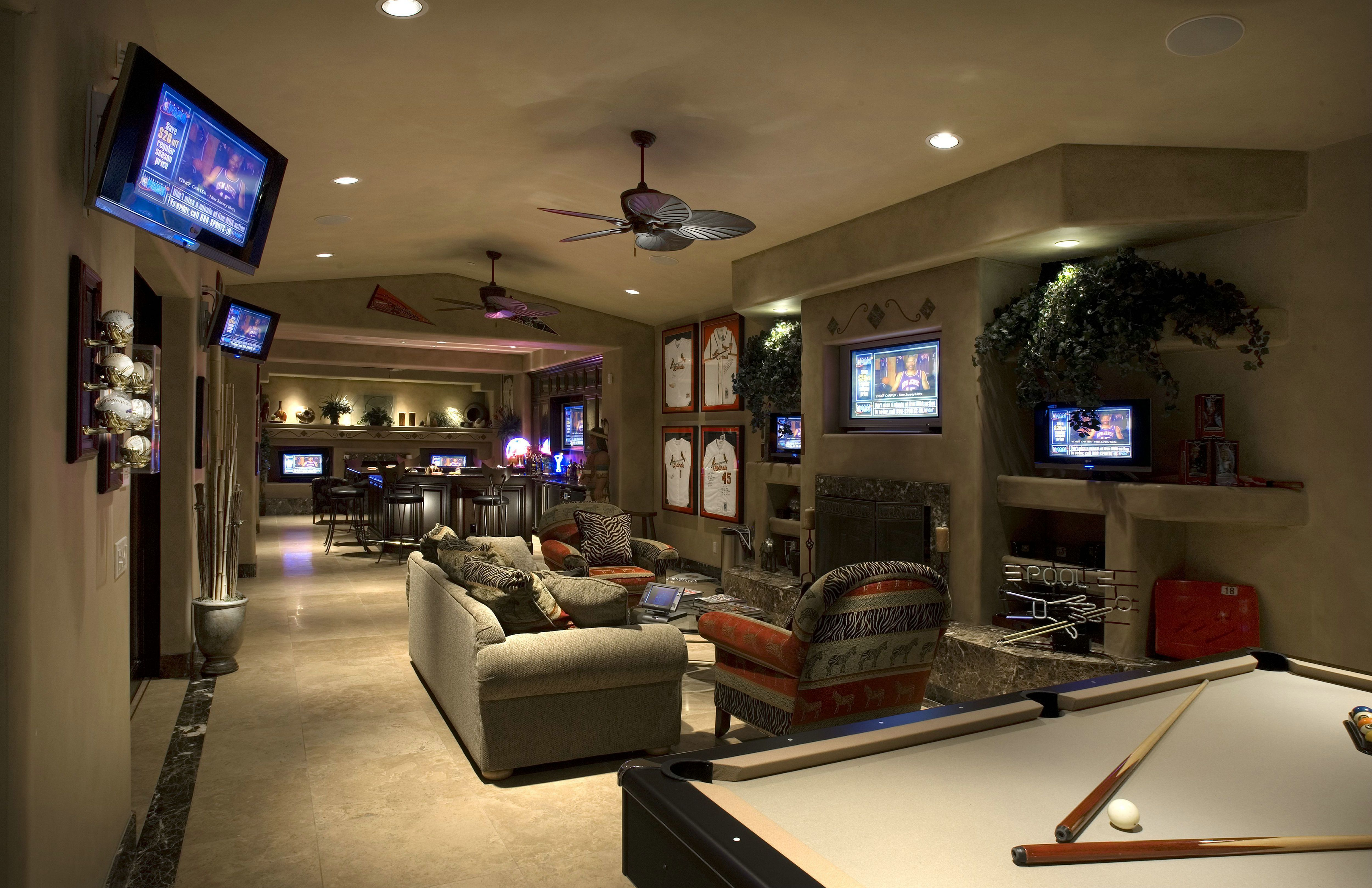 Game Room Man Cave Pretty Much A Great Rec Room Description From Pinterest Com I Searched For This Small Game Rooms Game Room Basement Game Room Furniture