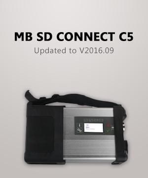 MB SD C5 xentry connect C5 software update to 2016 09   Mercedes