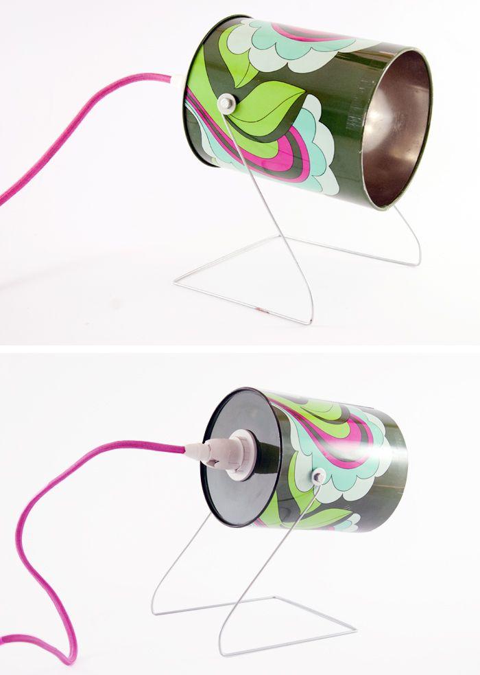 DIY-Upcycling-Dosenlampe   DIY & Upcycling/Recycling   Pinterest ...