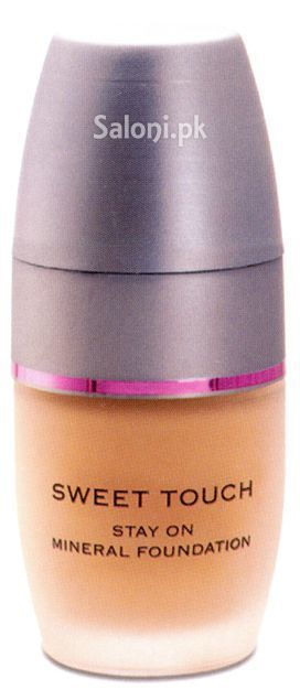 Sweet Touch Stay On Mineral Foundation Ivory Mineral Foundation Minerals Tinted Moisturizer